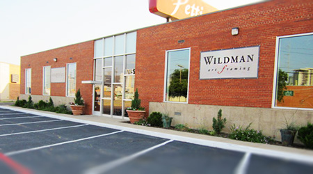 Wildman Art Framing building image